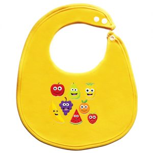 Fun Fruits BibEasy Bib