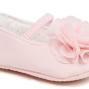 Baby girl flower shoes